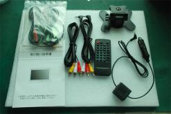 2 tuner 2 antenna isdb-t digital tv receiver 10.1 inch full segment digital TV receiver for Japan mini b-cas card reader high speed moving 14