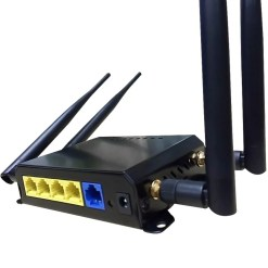 Bus wifi router OpenWRT car WiFi Stable wireless signal for auto mobile VCAN1321 6