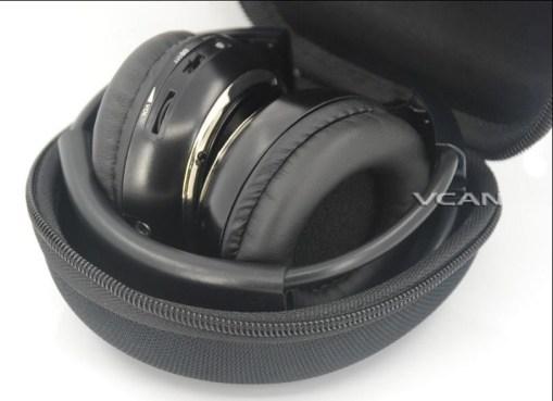 car wireless IR stereo TV headphone 6