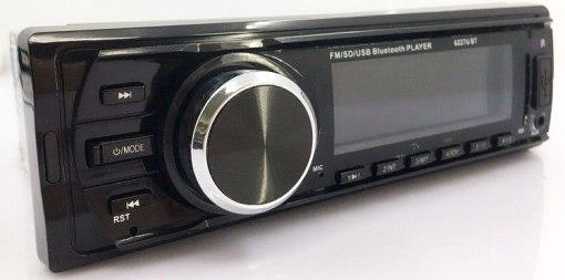 Fixed Panel Car MP3 USB SD FM Bluetooth MP3-6227 3