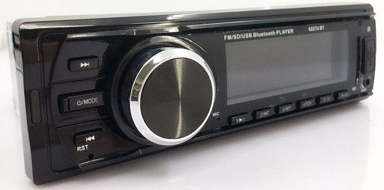 Mp3 Player Automotivo Ray X MP3-6227 Bluetooth Usb Sd 11