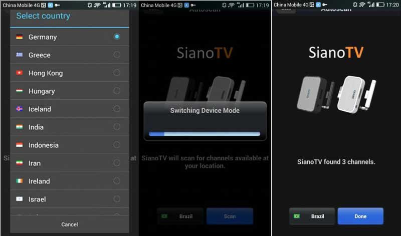 WiFi-TV1W digital TV wifi receiver dvb-t isdb-t for smartphone no need internet 33