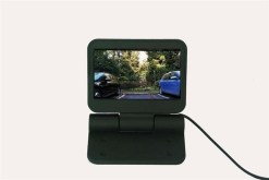 VCAN0998 Auto Electric flip 4.3 monitor LCD Color Car Monitor 6