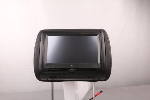 "7"" Digital Touch Screen Headrest DVD Player remote controller 32 bit games VCAN1359 1"
