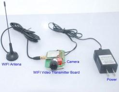 Video WIFI Transmitter