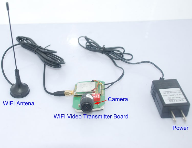Wifi wireless video TX