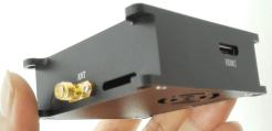 COFDM Wireless Video Transmitter HDMI cvbs input mini modulator module long distance fpv uav 905t 6