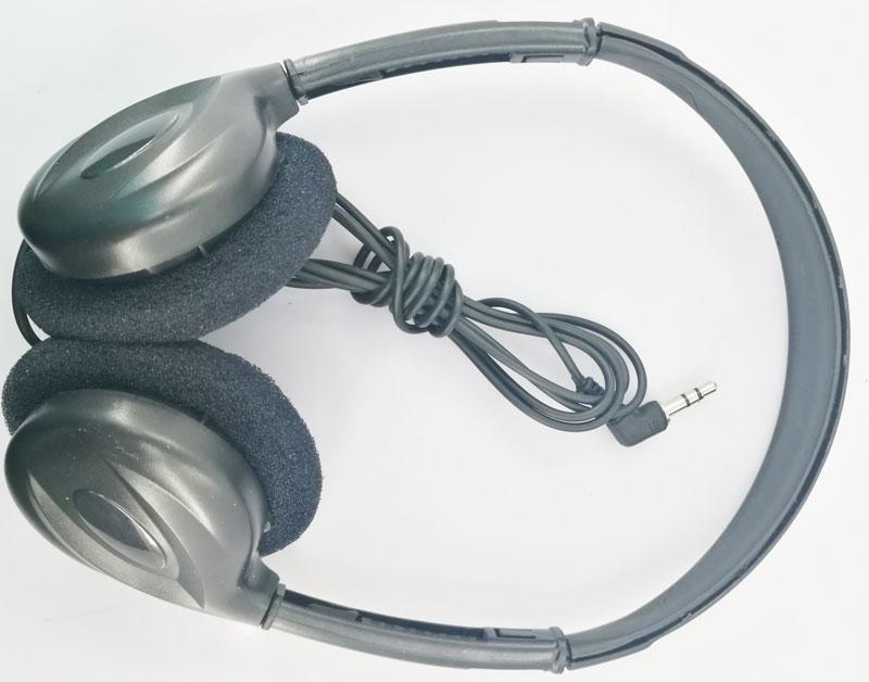 cheap wire headphone hk-862 2