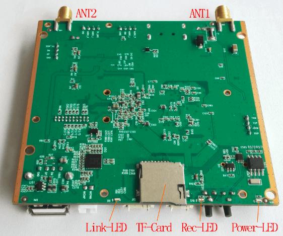 Decode Board COFDM Receiver