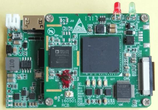 Encode Board for COFDM Wireless Video Transmitter 5