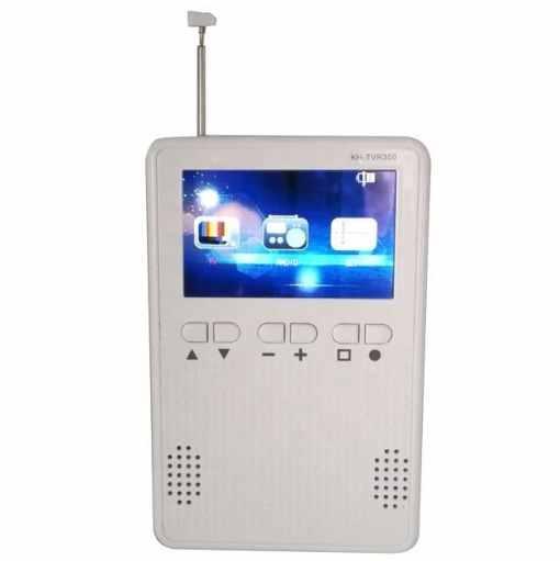 3.2 inch portable one seg tv radio
