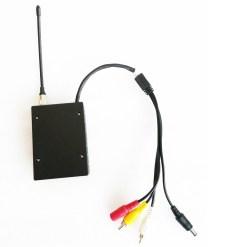 COFDM SD 720P AV Wireless Video Transmitter picture transmission