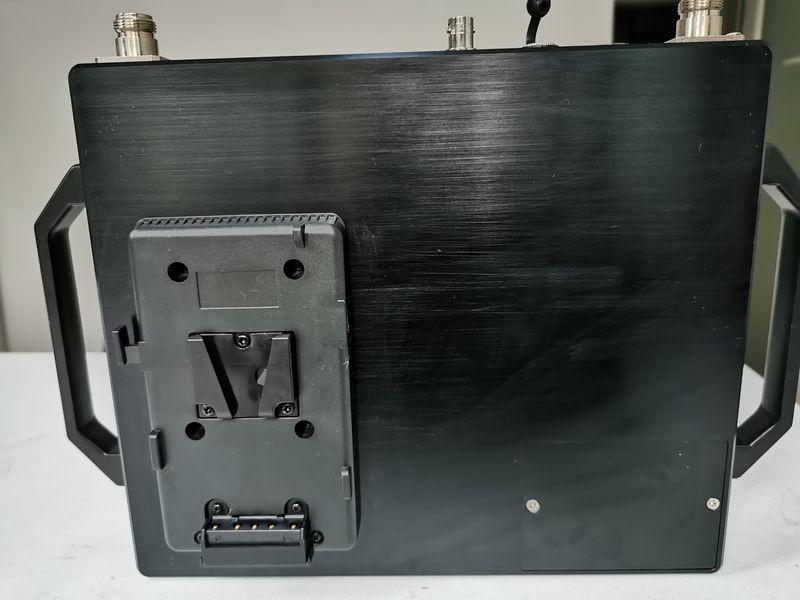 10-inch monitor cofdm receiver 6