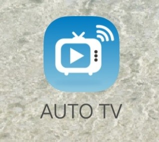 Android head unit app for touch screen digital tv