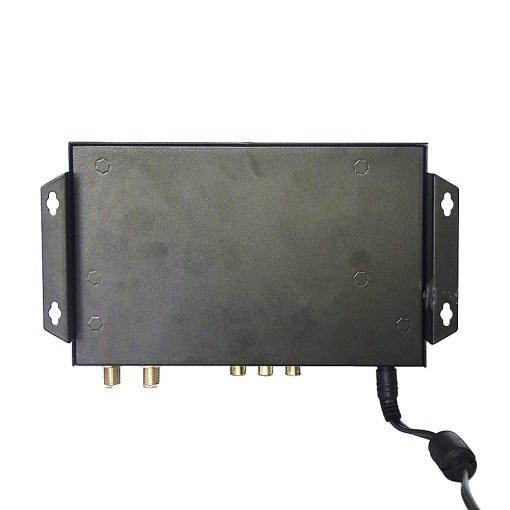 ISDB-T modulator encoder Digital HDMI CVBS in DVB-T ISDB-T RF out Converter 1 Route Vcan1474 1