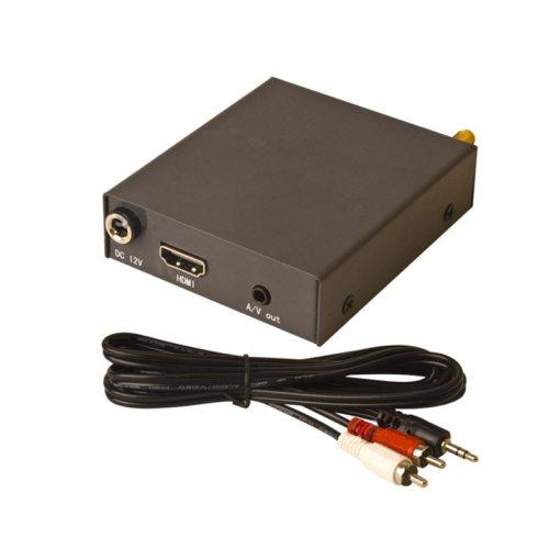 COFDM HDMI Transmission Transmitter Receiver full Set Wireless Digital Audio Video TX RX for UAV Drone 1080P Video SDI 4
