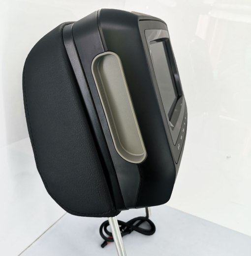 7 inch Headrest DVD player Black USB SD IR FM vc011 3
