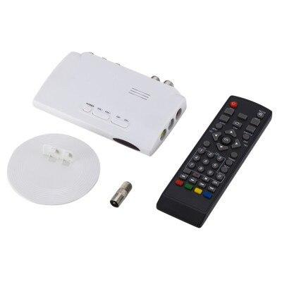 Digital TV ISDB-T ISDB-C Receptor TV Tuner Receiver TDT Set Top Box H.264 HDTV Decoder 1