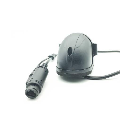 Mini IP camera Network Surveillance Automobile Real-Time Monitoring System Waterproof Car Backup Camera IP66 2MP Vcan1668 2