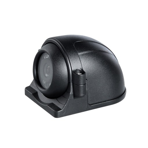 12V 4 Pin Metal IR Night Vision Waterproof Car Rear Side Front View Reverse Backup Camera for Bus Truck Van 1