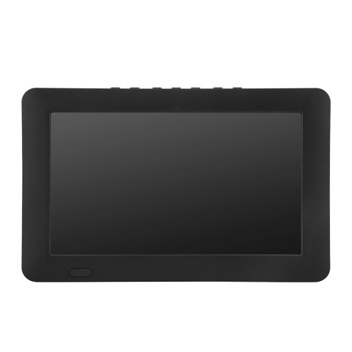 9 Inch HD Portable Digital TV DVB-T2 ATSC ISDB-T TDT Analog Mini Small Car Television Support USB SD Card MP4 AC3 3