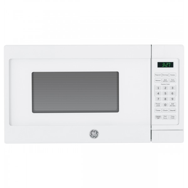 jem3072dhww 0 7cuft countertop microwave oven general electric