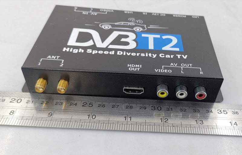DVB T2 BOX SIZE