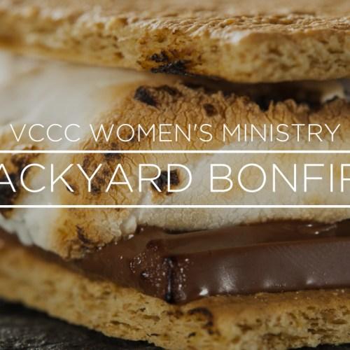 Women's Backyard Bonfire