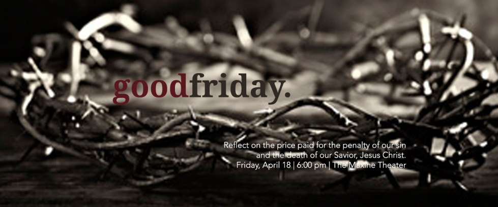 Banner – Good Friday