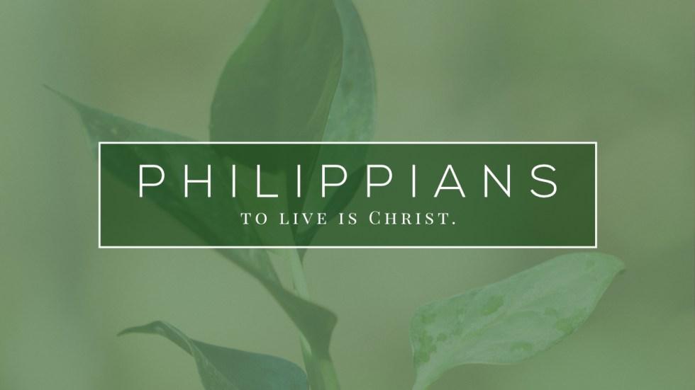 Philippians Slide Title Slide