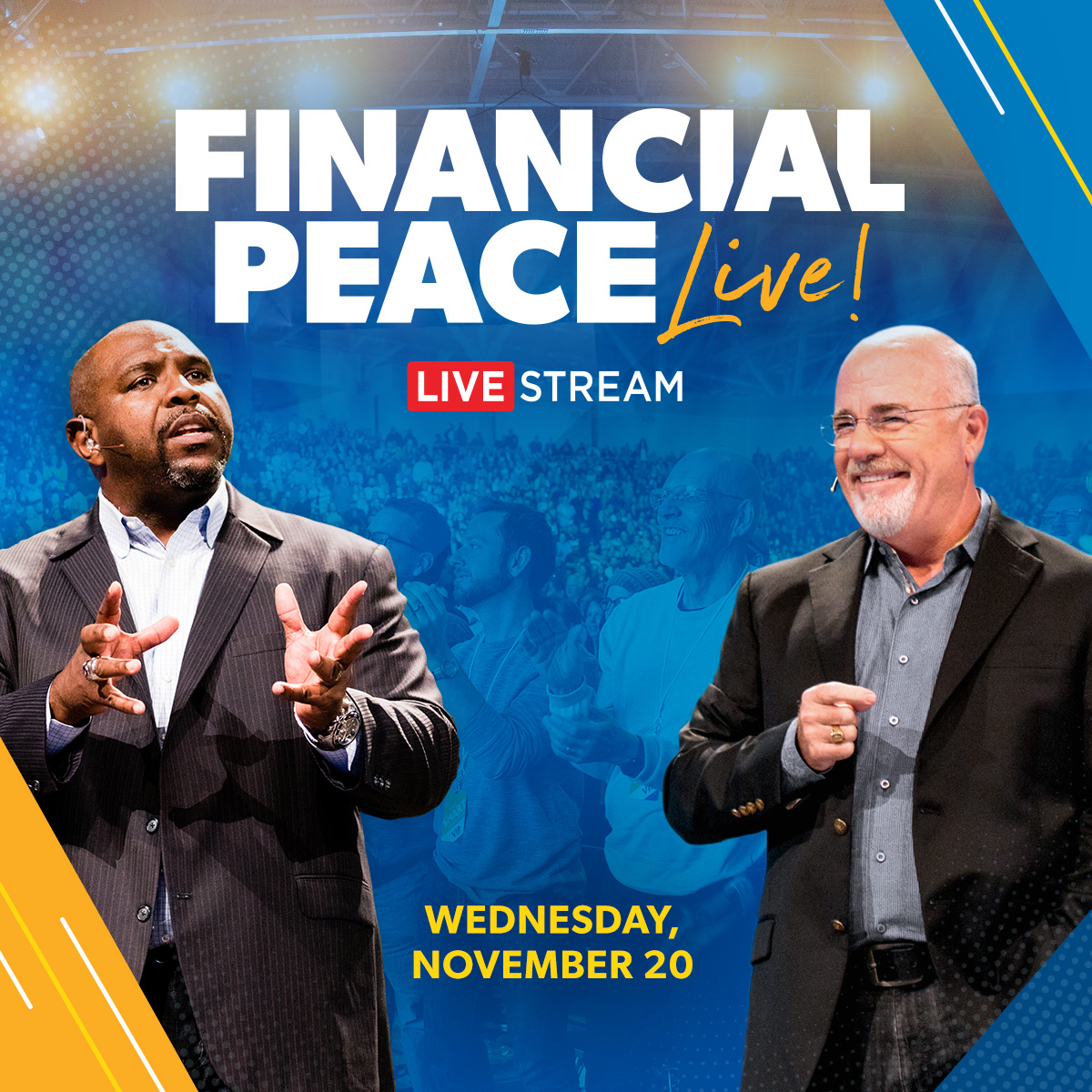 Financial Peace University - Live Stream