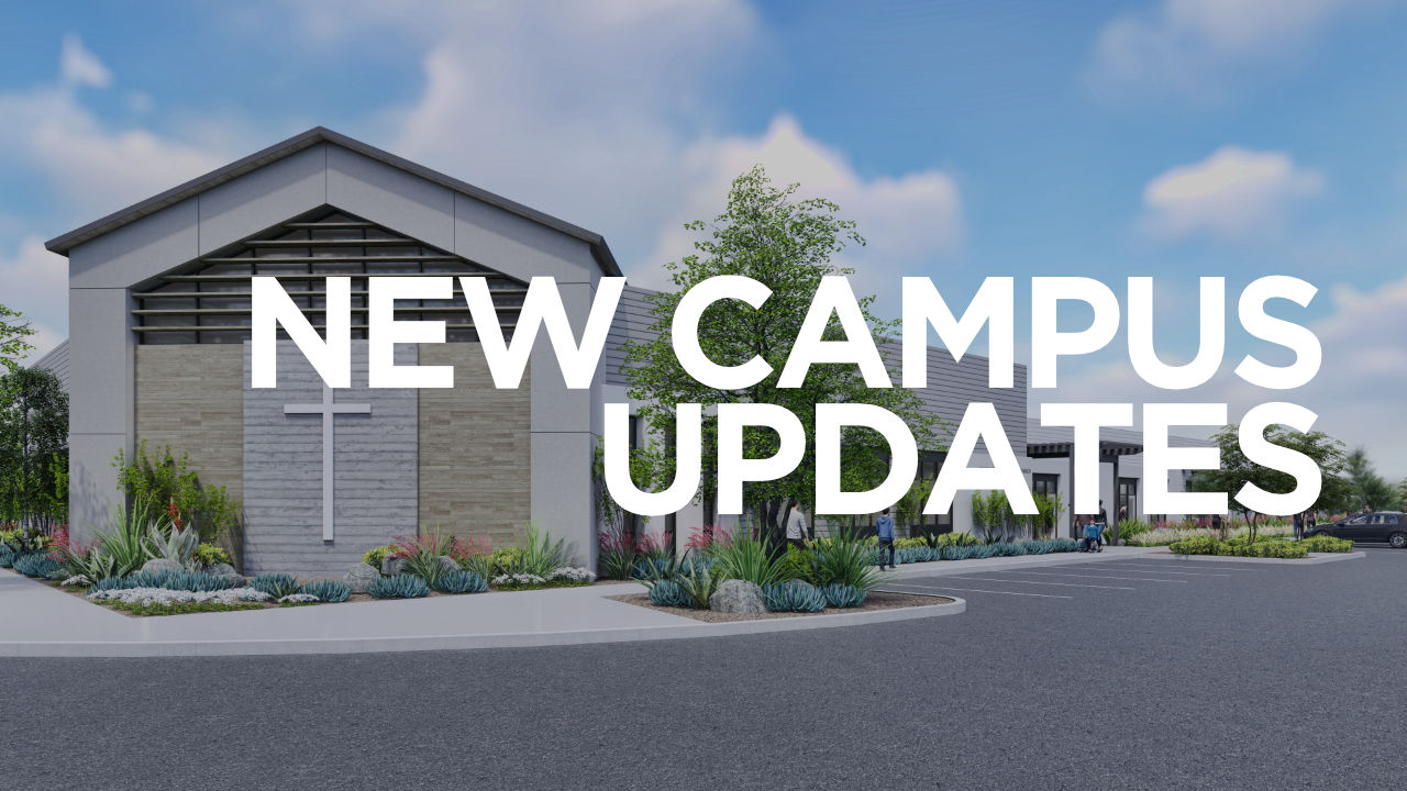 New Campus Updates