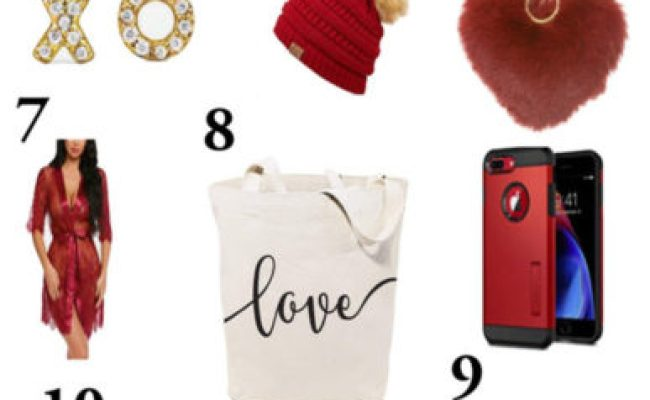 Creative Valentines Gifts For Her Thoughtful Romantic Useful