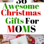 36 Christmas Gifts For Moms Useful Meaningful Gifts For