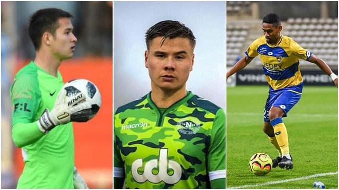 Three Vietnamese-origin footballers worth as much as entire Vietnam national team