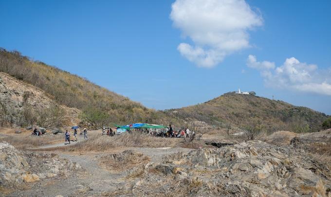 Want panoramic views of Vung Tau? Head for Piggie Hill - 1