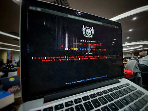 Philippine hackers attack Vietnamese websites to avenge Facebook account thefts