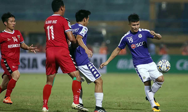 Hanoi FC eye AFC Cup glory after qualifying heroics