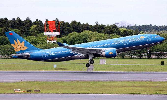 Vietnam Airlines grounds Airbus A330 fleet