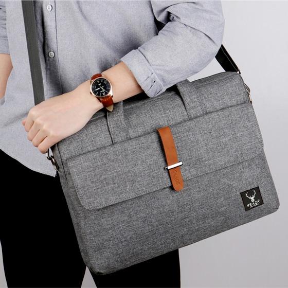 Túi xách nam nữ công sở, cặp dựng laptop 17inch Praza - TX089 - Freesize - Freesize 299.000đ179.000