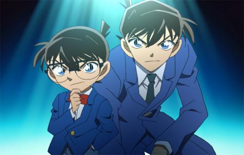 Gosho Aoyama trở thành tên tuổi lẫy lừng trong làng truyện tranh Nhật Bản nhờ thám tử Conna.
