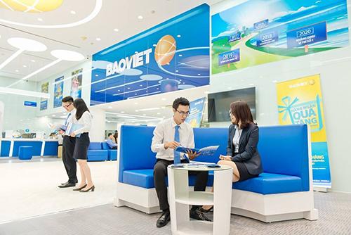 Bảo Việt đang dẫn đầu toàn ngành về quy mô tổngtài sản.
