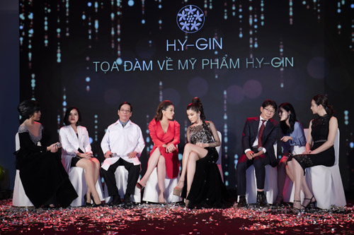 Mới xuất hiện trên thị trường Việt Nam từ năm 2018 nhưng sâm núi tự nhiên H.Y - Gin được nhiều chị em, đấng mày râu tin dùng. Lễ ra mắt được tổ chức nhằm đến gần với người tiêu dùng trên toàn quốc.Tham dự chương trình có nhiều đối tác đến từ Hàn Quốc, các đại lý thân thiết và đại diện của nhà phân phối sỉ lẻ của Hamyang ginseng là Công ty TNHH thời trang Phong Dung.
