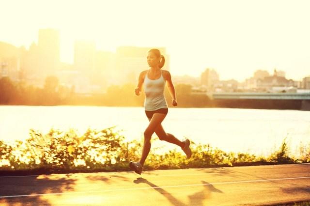 Sáng sớm là thời điểm thích hợp nhất để chạy bộ. Ảnh: WTOP