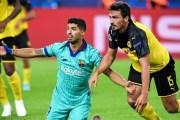 Suarez nối dài cơn khát tại Champions League