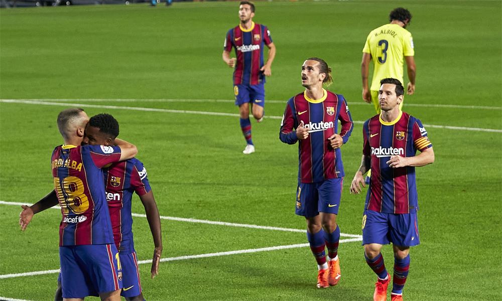 Khi Messi không còn độc tôn ở Barca - VnExpress Thể thao