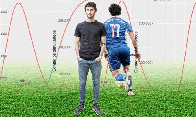 Granero, đồng sở hữu của Olocip, từng chơi cho Real dưới thời Mourinho.