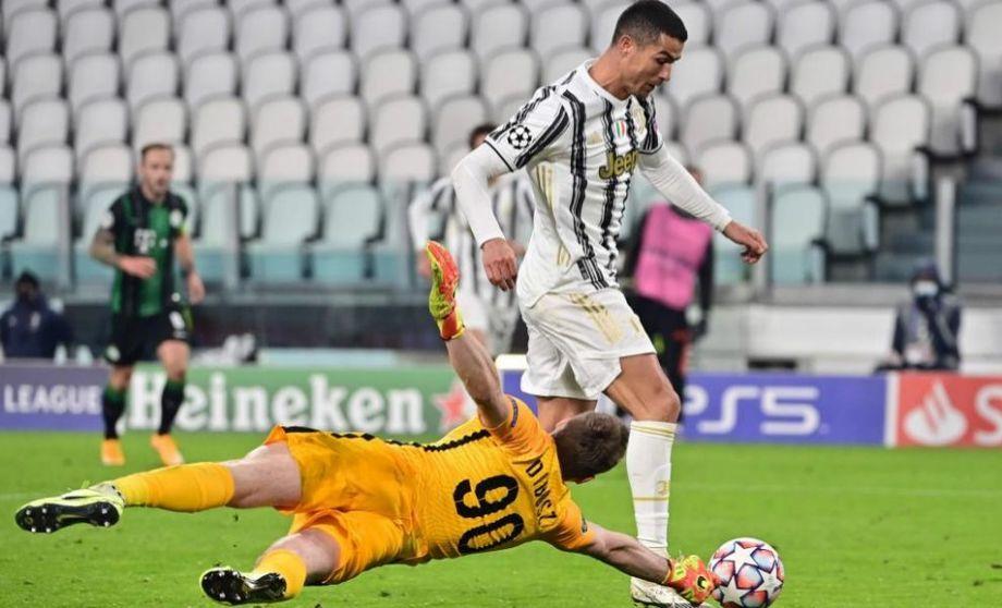 Juventus chơi tệ hại khi vắng Ronaldo - VnExpress Thể thao
