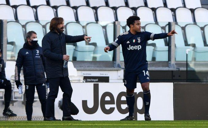 Pirlo có thiên hướng chỉ đạo các học trò chơi từ tốn, chờ đối phương mắc sơ hở để tung đòn. Ảnh: Juventus FC