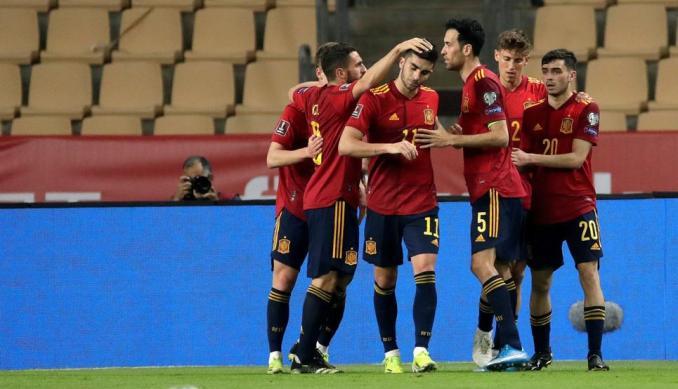 Lứa cầu thủ mới đang dần thay thế dàn sao luống tuổi của Tây Ban Nha.